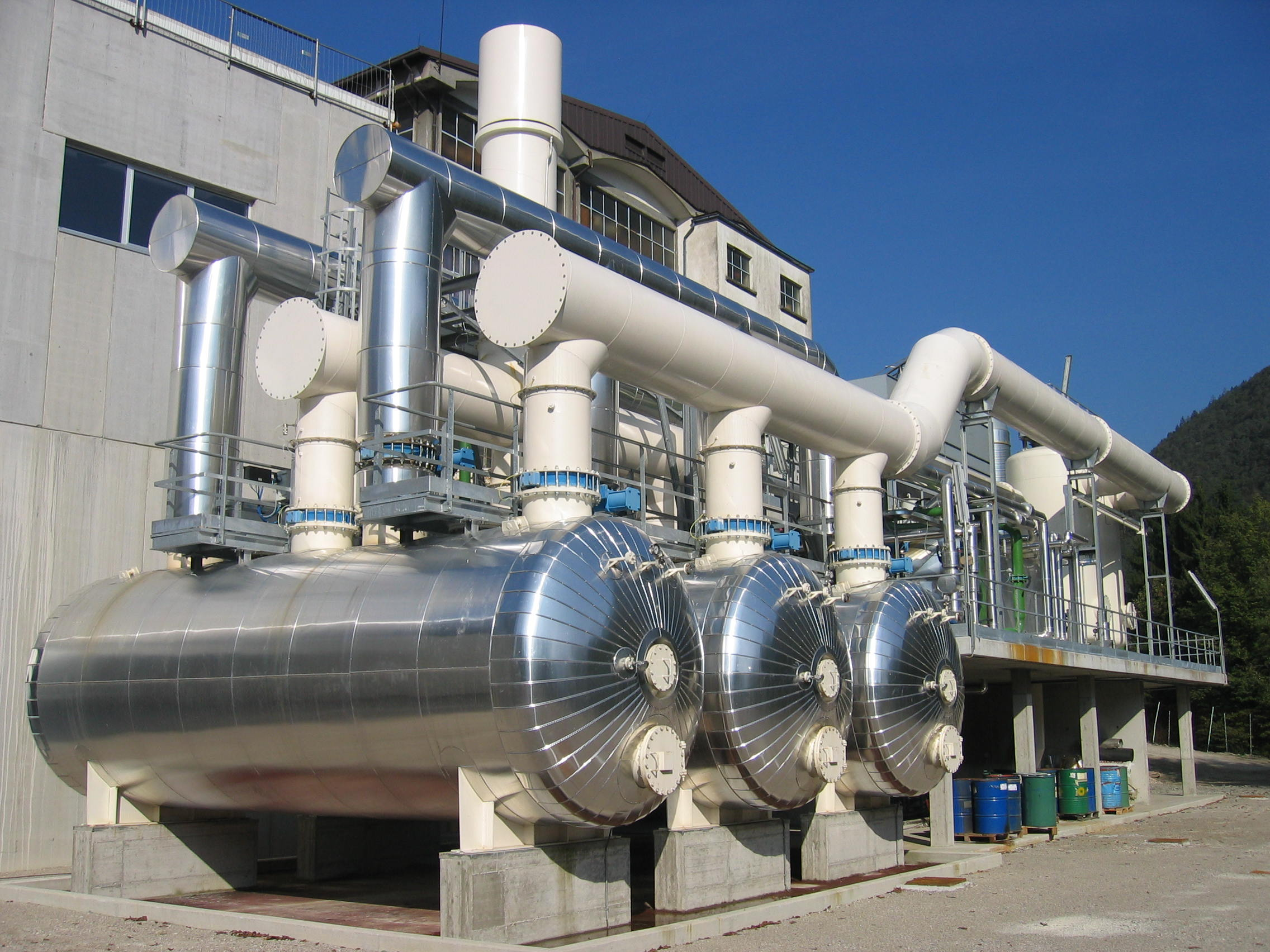Recupero Solvente A Gas Inerte - Brofind S.p.a.