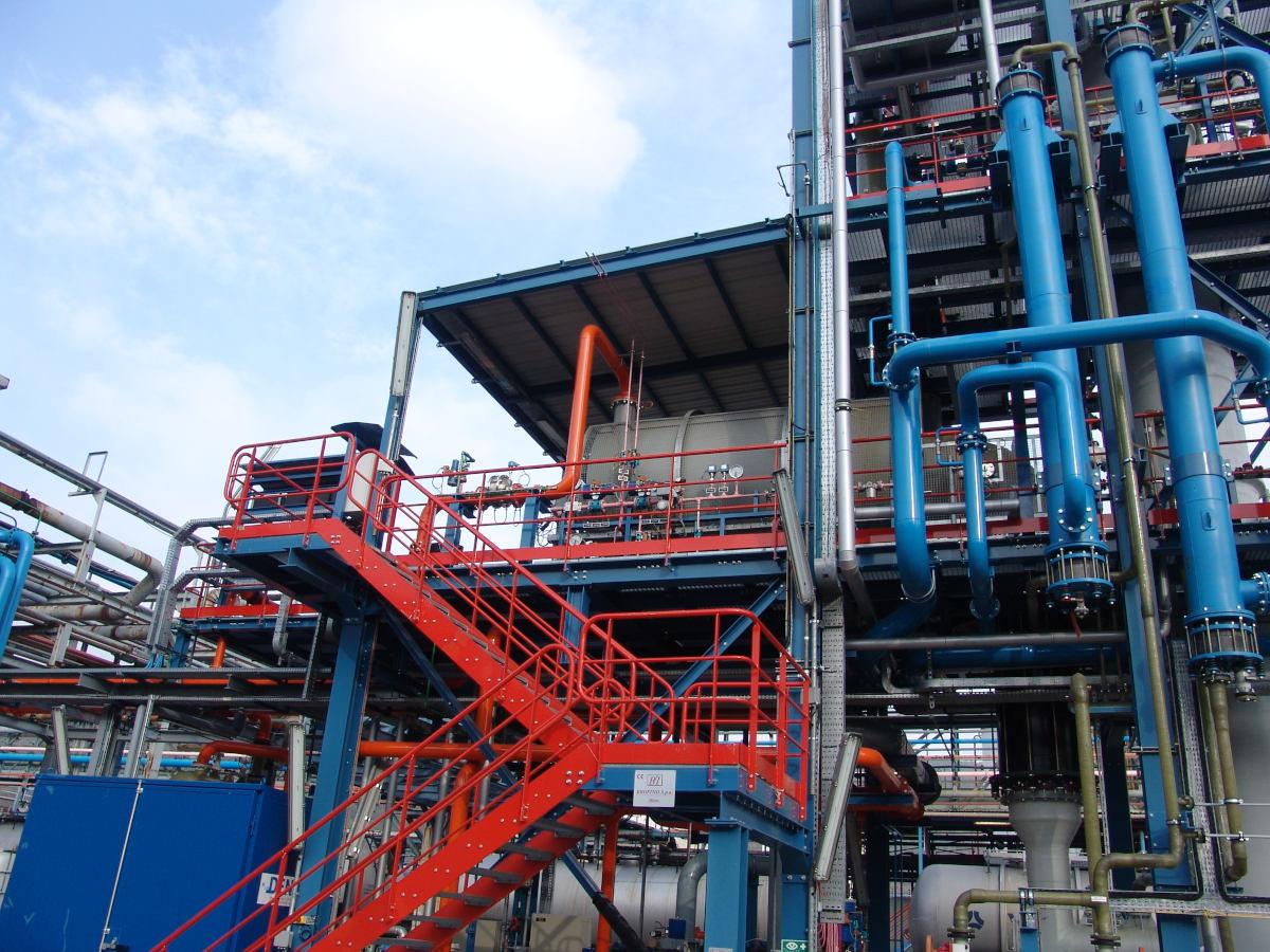 Complex Pollutants Abatement - Brofind S.p.a.
