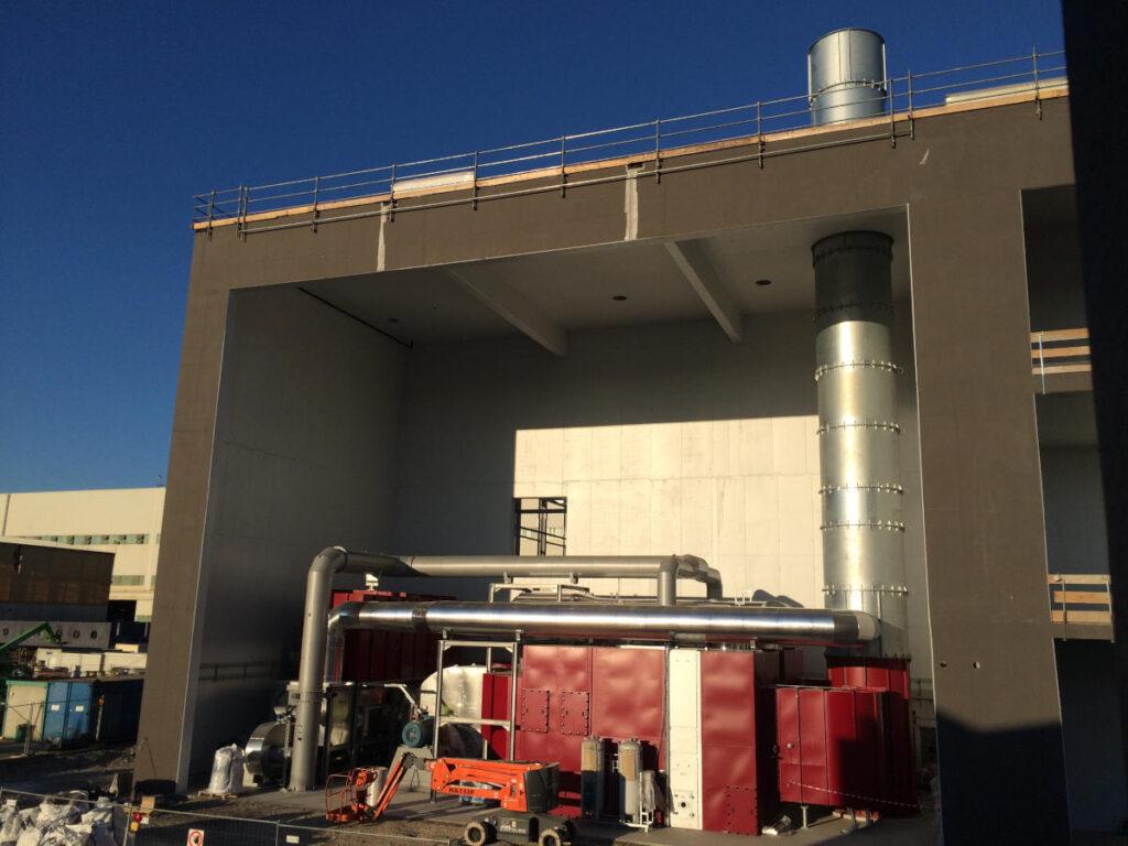 Pollutants Filtration Naval Coating - Brofind S.p.a.
