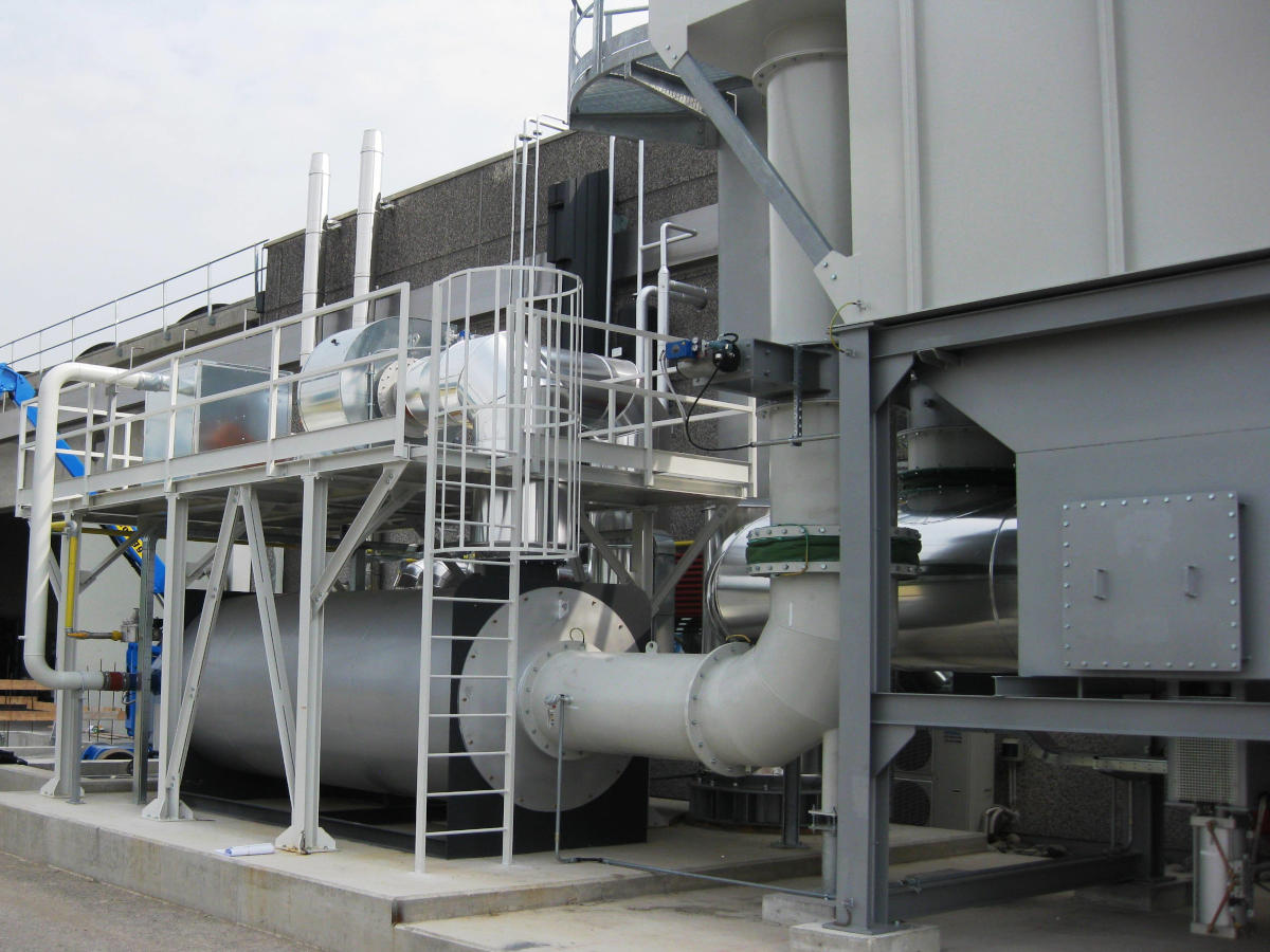 Thermal Recovery Converting Sector - Brofind S.p.a.