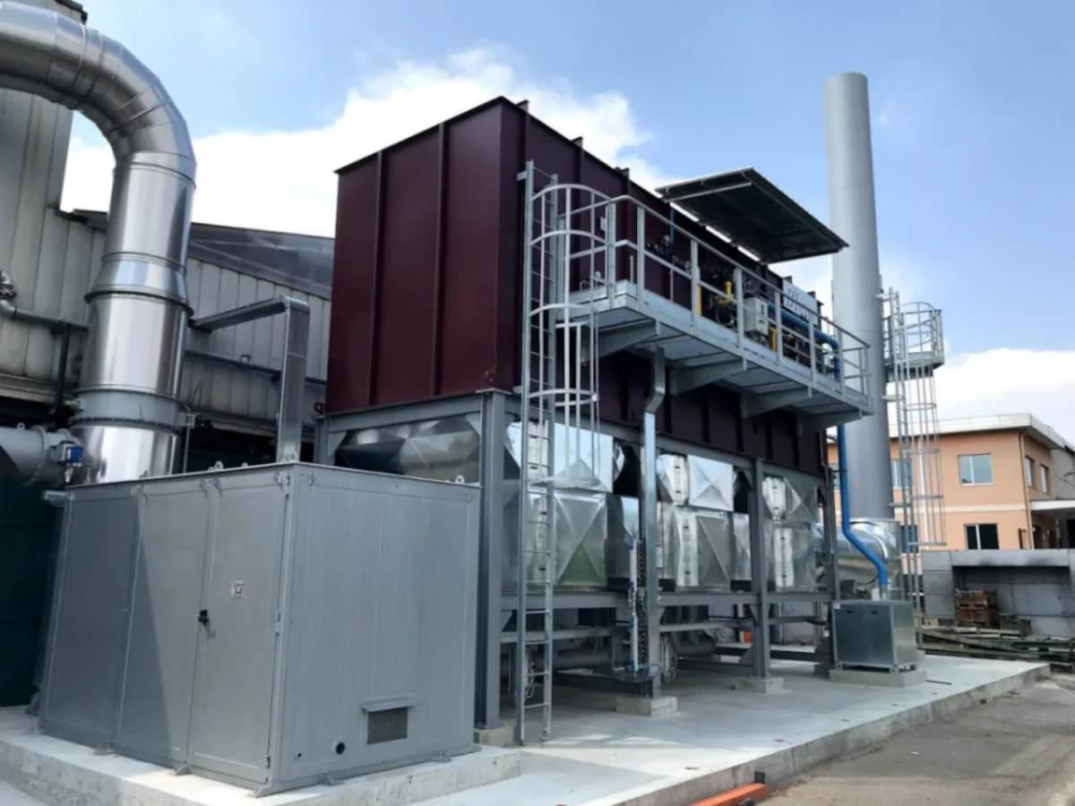 Digital Printing Emissions Treatment - Brofind S.p.a.